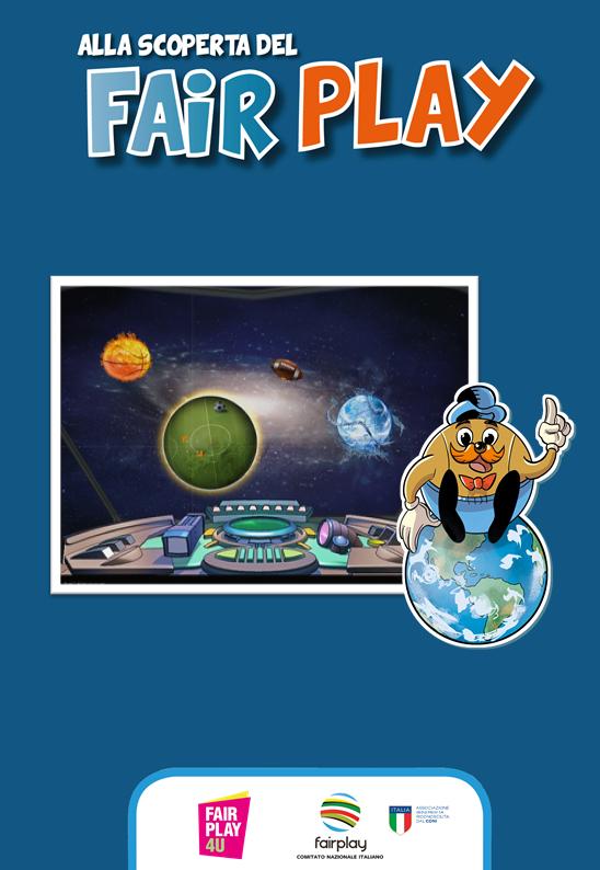 Copertina libro alla scoperta del Fair Play