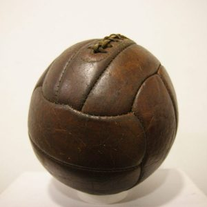 Pallone del 1937 del Torneo Expo a Parigi - Arpad Weistz