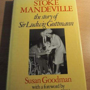 Libro su Sir Ludwig Guttmann - padre delle Paralimpiadi