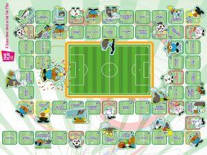 Tabellone stampabile del Gioco FairPlay4U