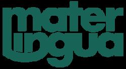 logo di Mater Lingua