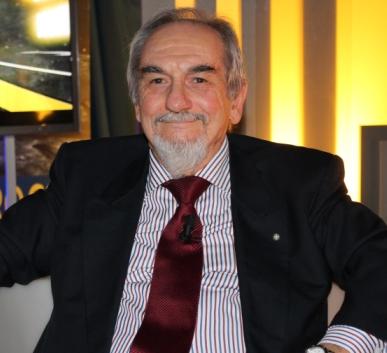 Immagine di Ruggero Alcanterini Presidente del Comitato Nazionale Italiano Fair Play