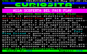 Rai televideo notizia fairplay4u